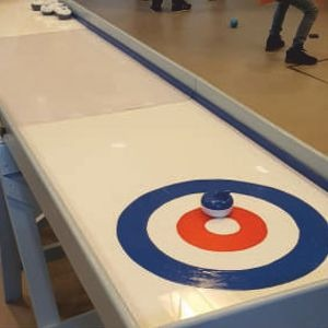 2352 Curlingbaan spel