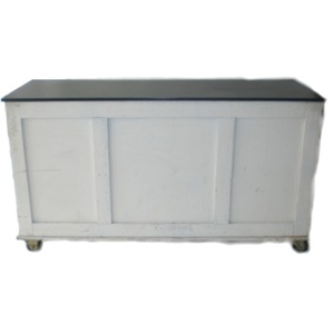 701 Koelbuffet white-wash